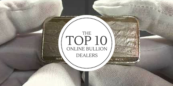 top bullion dealers