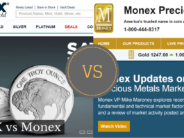 APMEX vs Monex