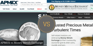 APMEX vs Money Metals Exchange