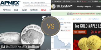 APMEX vs SD Bullion