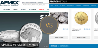 Compare APMEX vs AMAGImetals