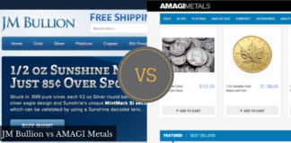 JMbullion vs AmagiMetals