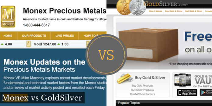 monex vs goldsilver