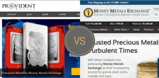 provident metals vs money metals exchange