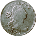 1797 Draped Bust Half-Dollar