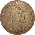 1838 O Capped Bust Half-Dollar