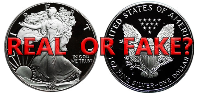 16 Tests To Spot Fake Silver Coins Monthly