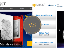 provident metals vs kitco